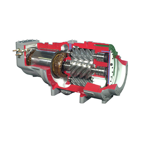 Compressor Parafuso -