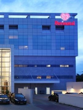Hospital Perinatal – Barra (RJ) - Instalação de 1 (uma) Unidade Resfriadora de Líquido Chiller de 140 TR e bombas de água gelada