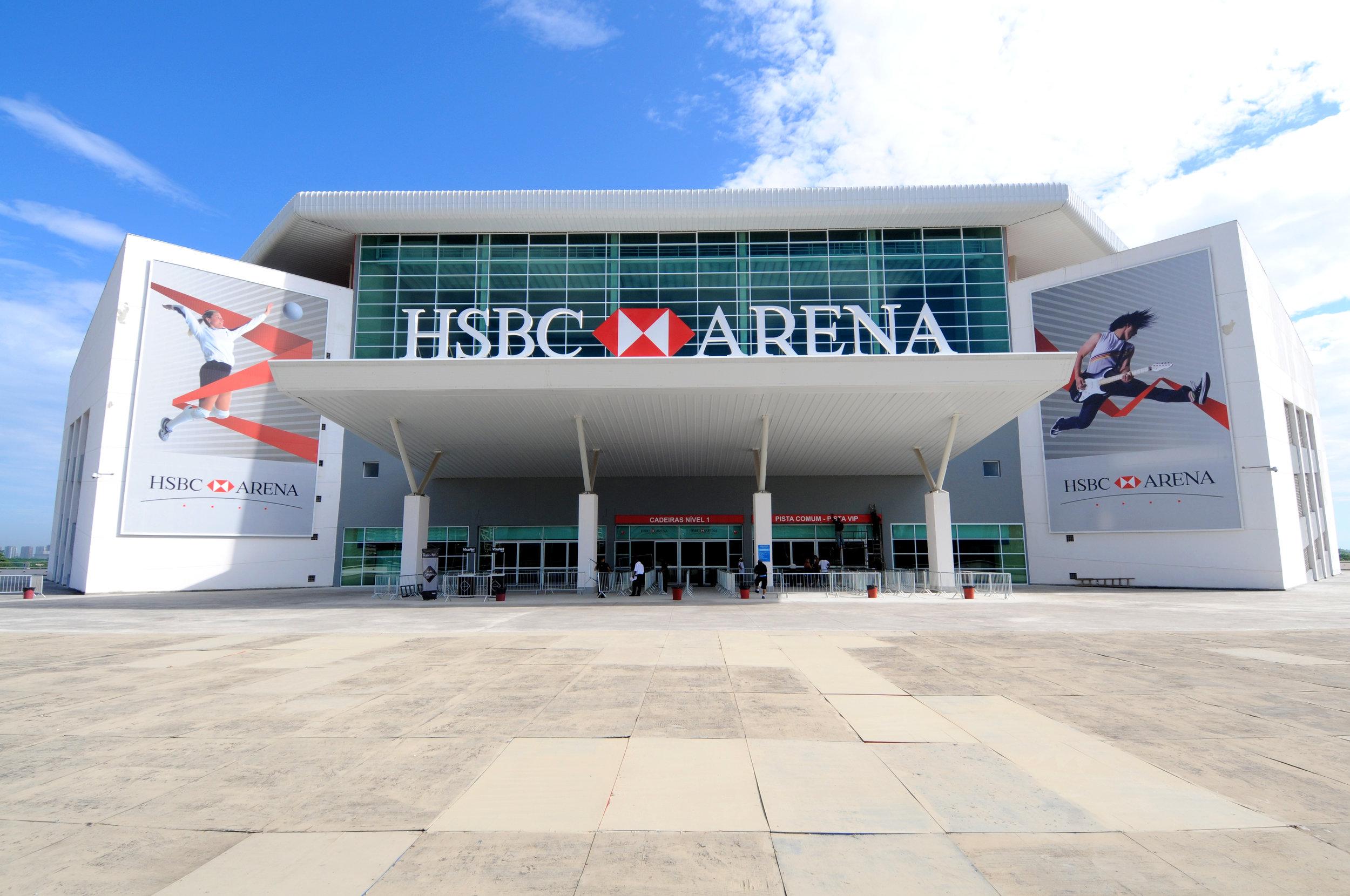 HSBC Arena - Riode Janeiro