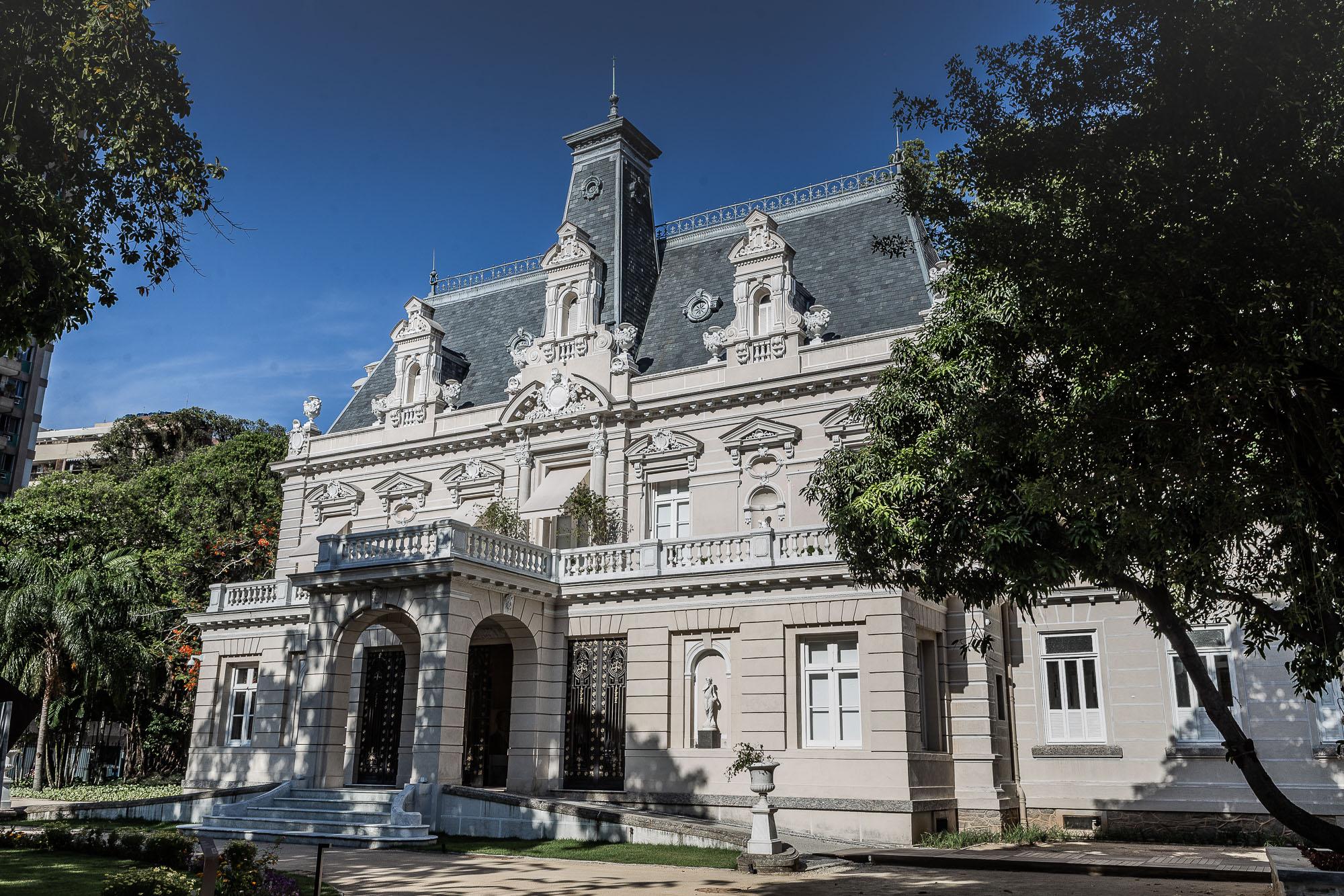 Casa Firjan - Rio de Janeiro