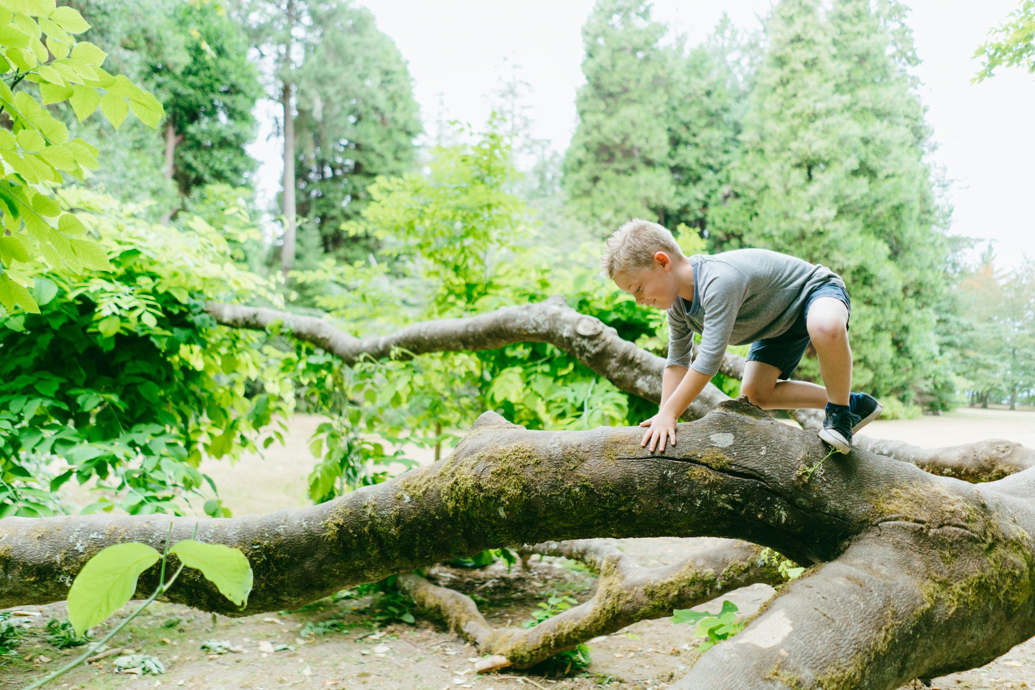 West Seattle Family Adventure Portrait Photographer