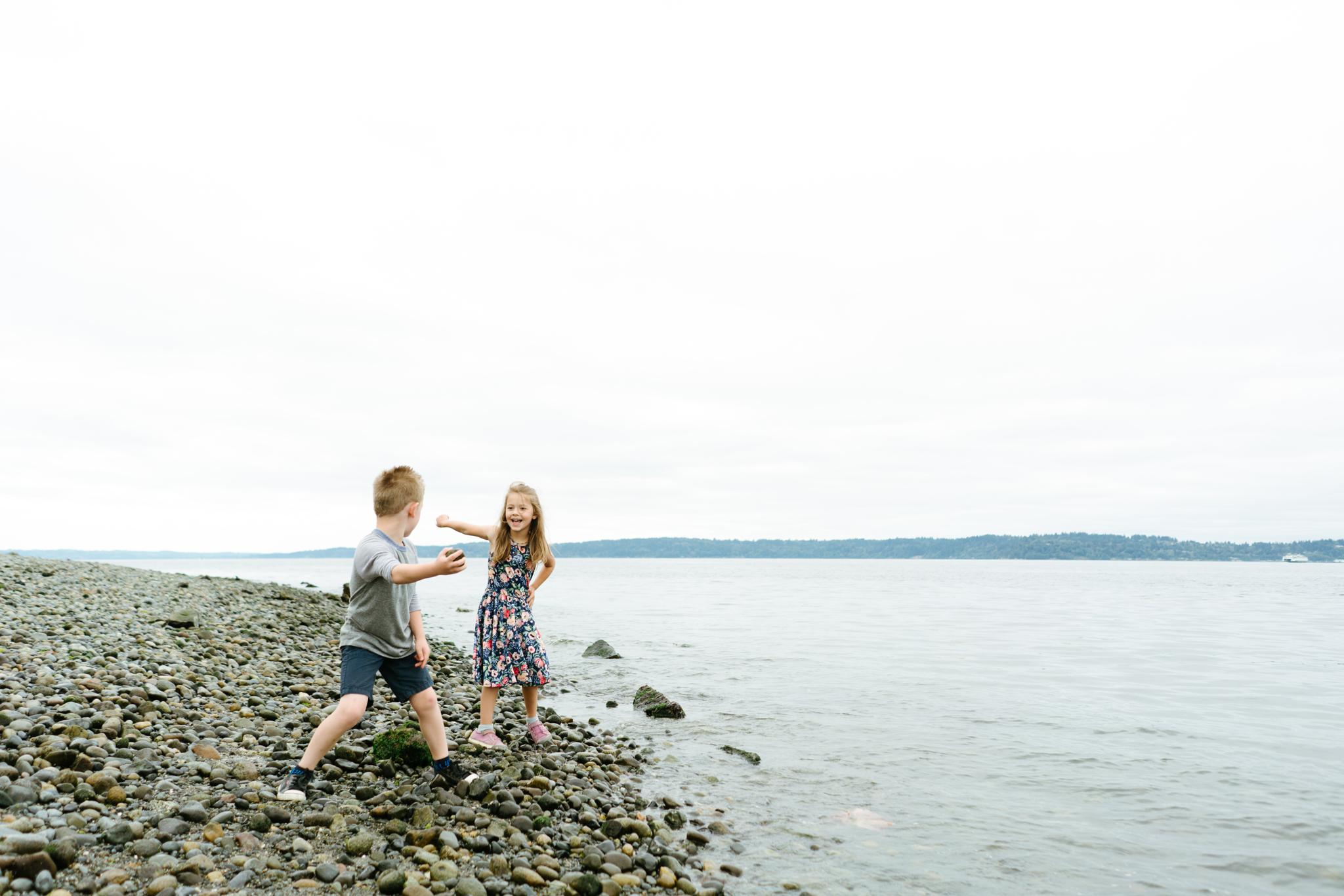 West Seattle Children's Portrait Photographer