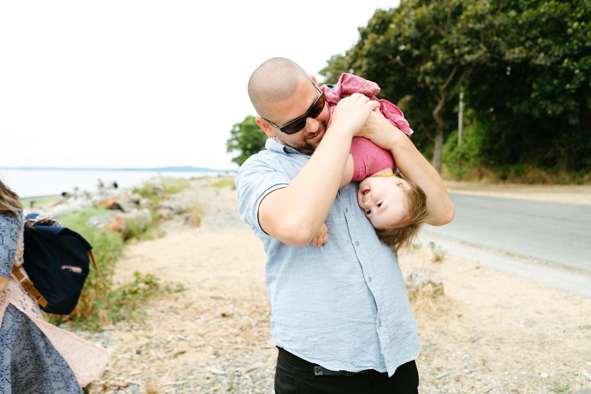 Seattle Family Portrait Photographer