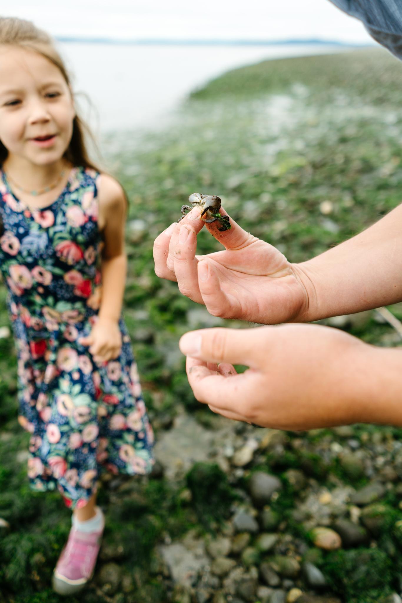Seattle Modern Children's Portrait Photographer