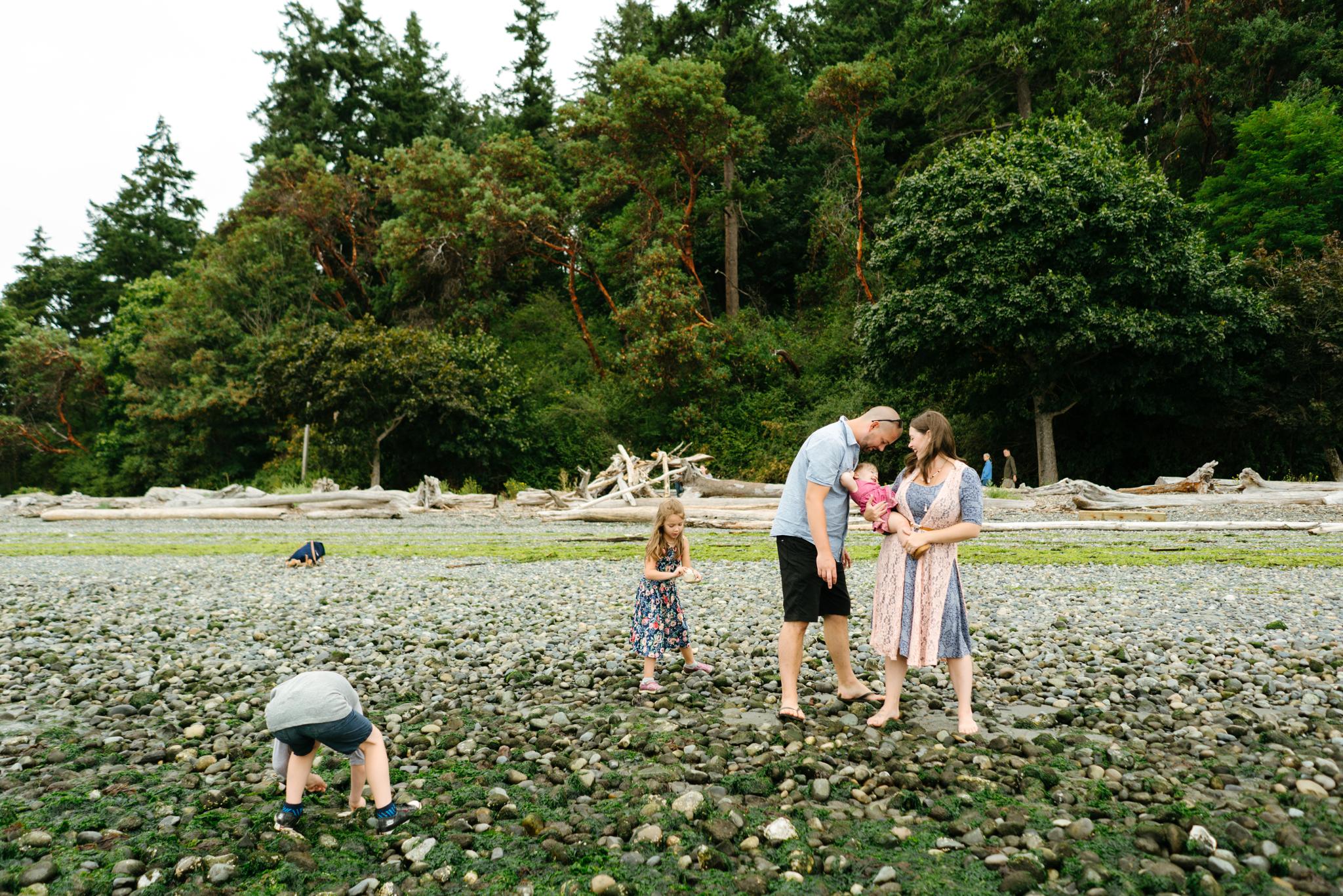 Seattle Children's Photographer Around the Puget Sound