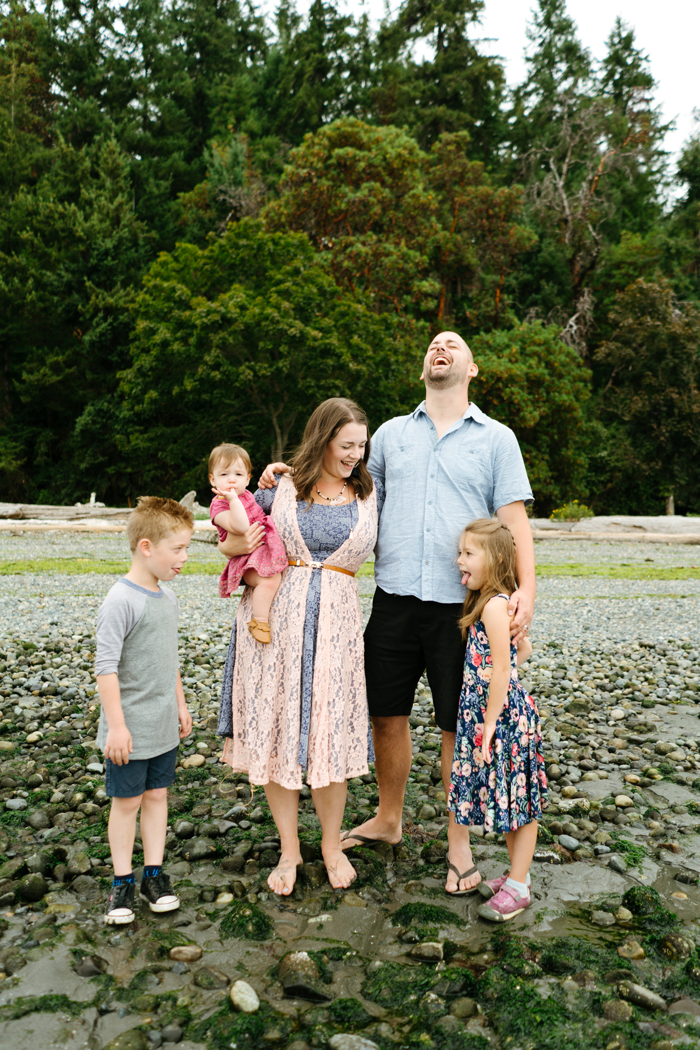 Family Portrait Locations in Seattle