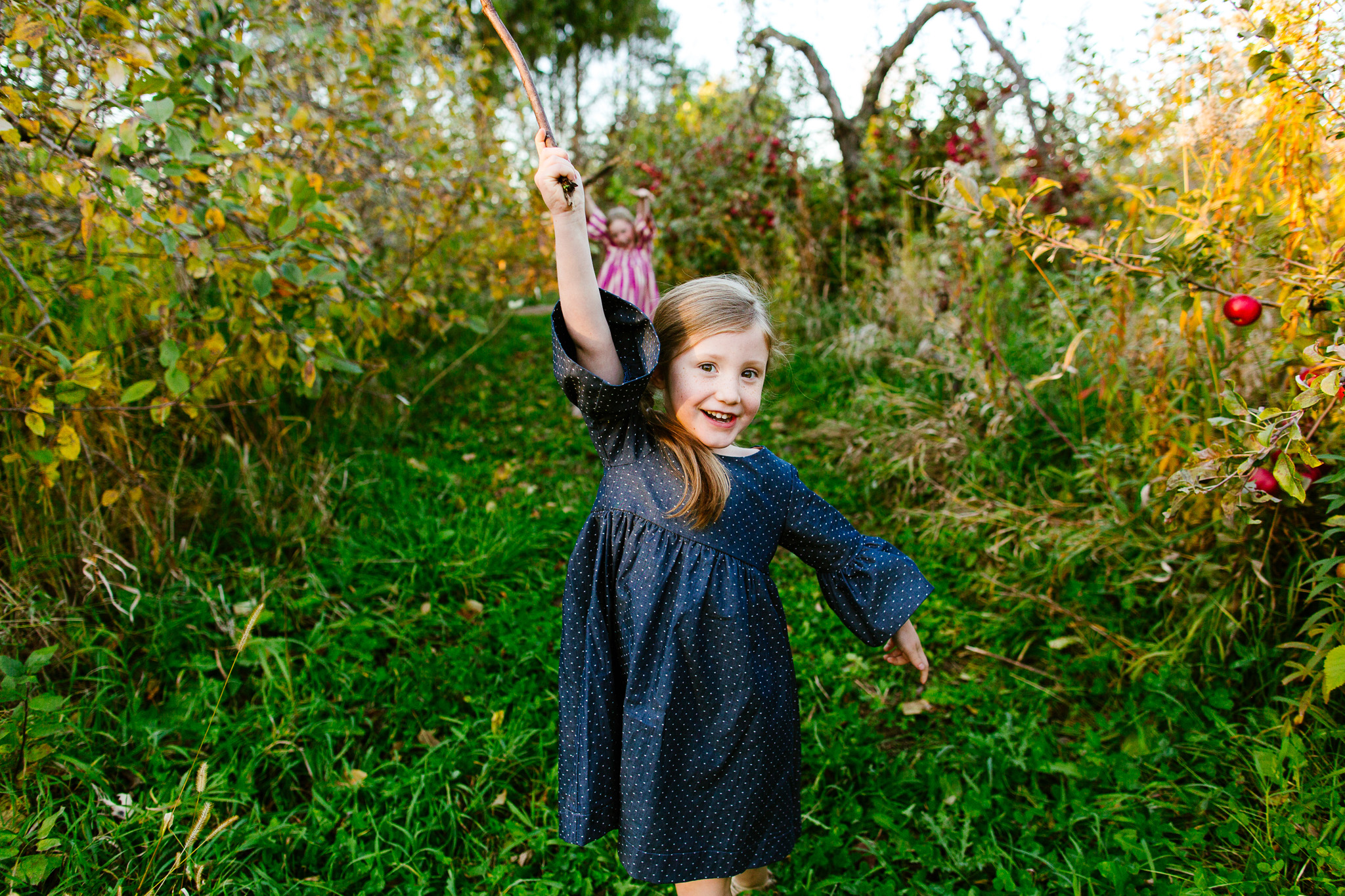 Bothell Orchard Family Photo Mini Sessions