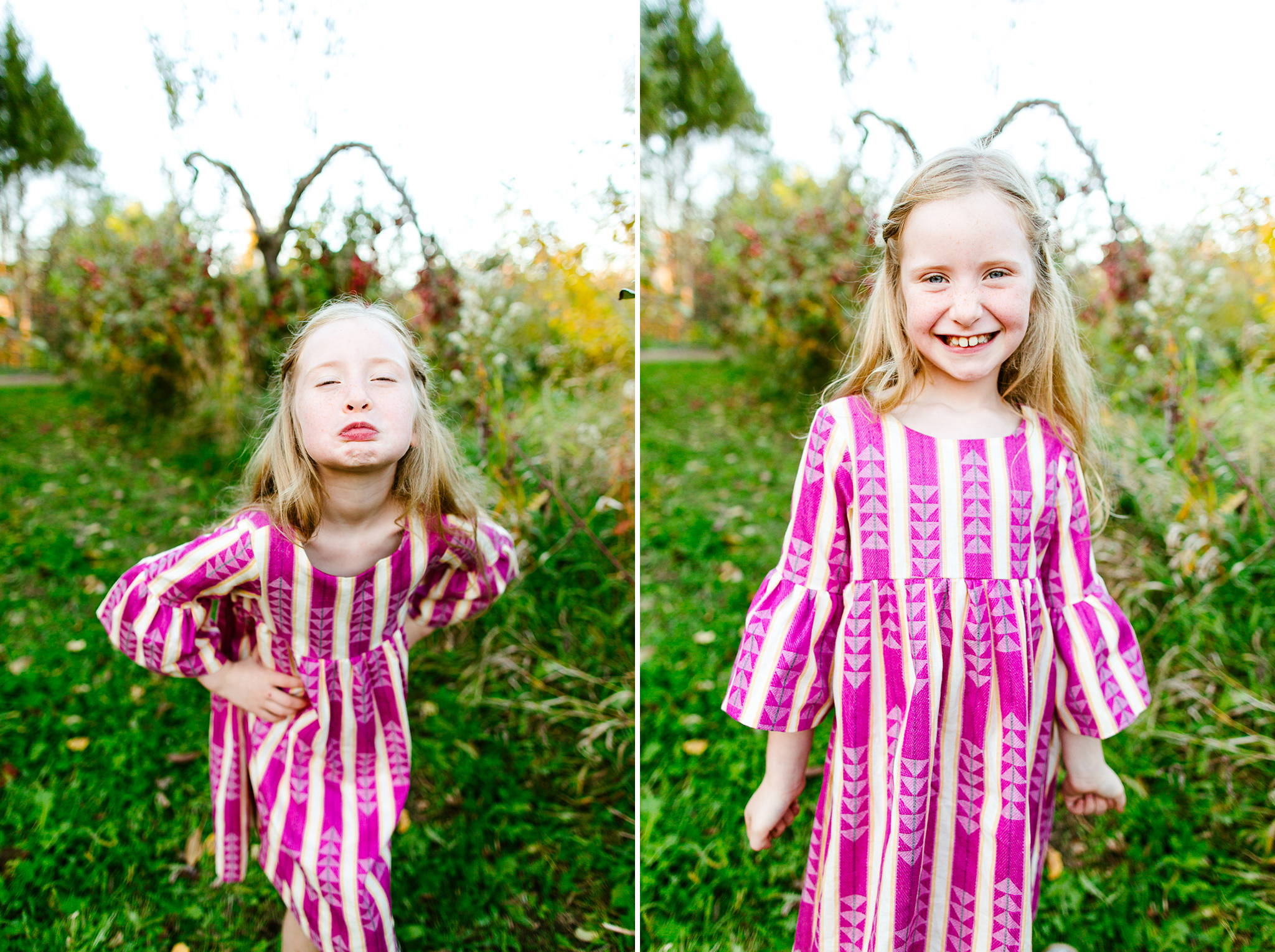 Woodinville Family Photography Mini Sessions At An Apple Orchard