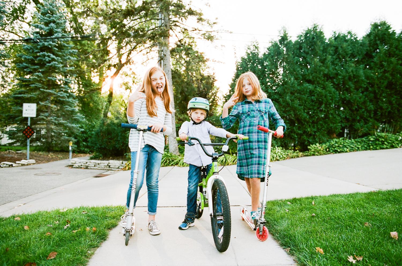 Fall Family Photos in Seattle, Washington
