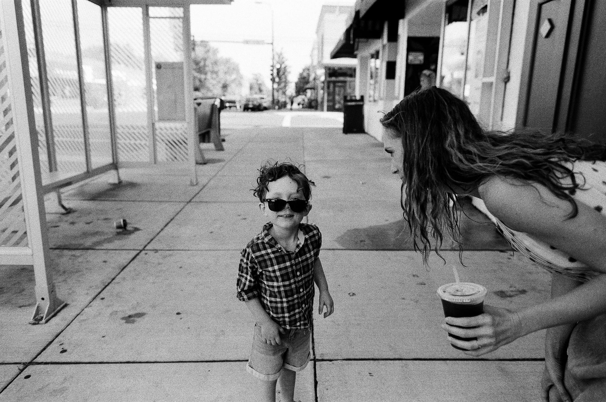 Fremont Seattle Family Photographer