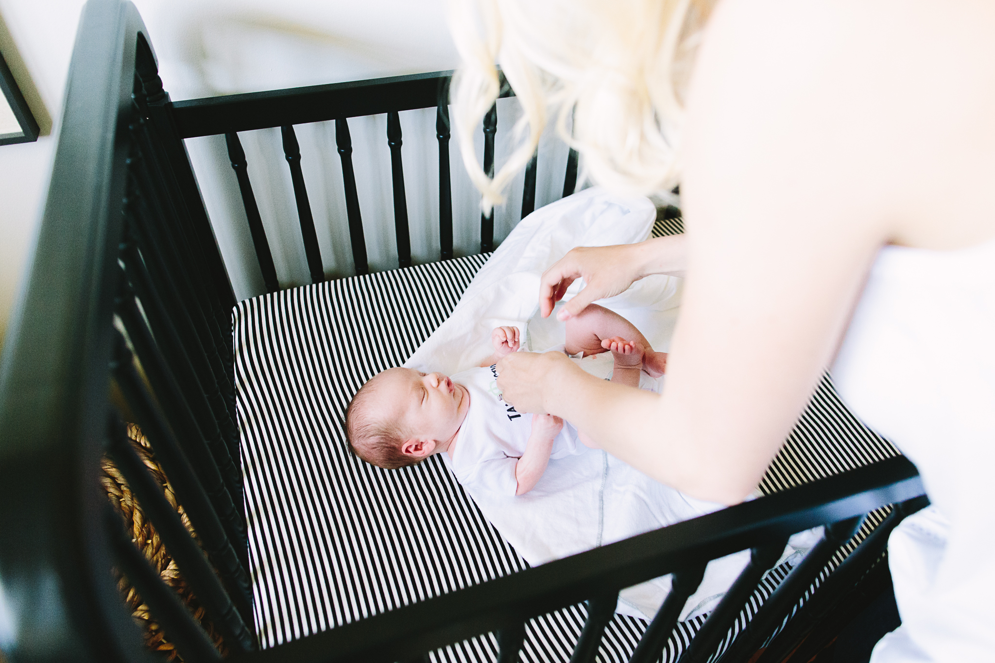 Seattle At Home Newborn Photographer, Hello Narwhal