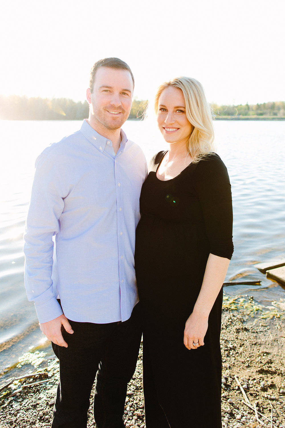 Lake Stevens Maternity Photos by Hello Narwhal