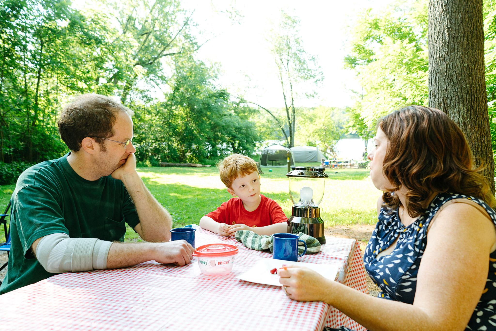 Bellingham Adventure Family Portrait Photographer