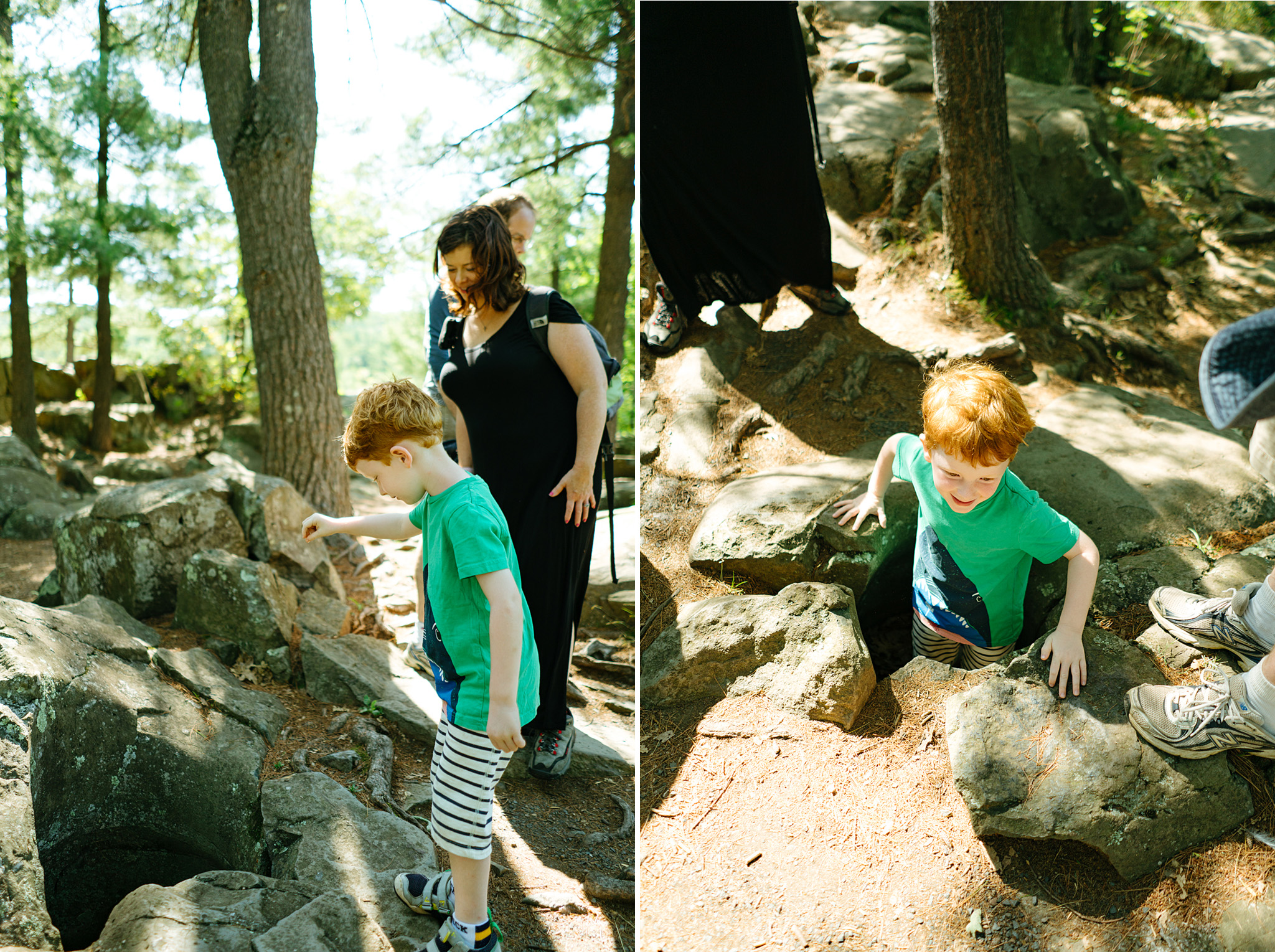 Seattle Kids Rock Climbing Photographer