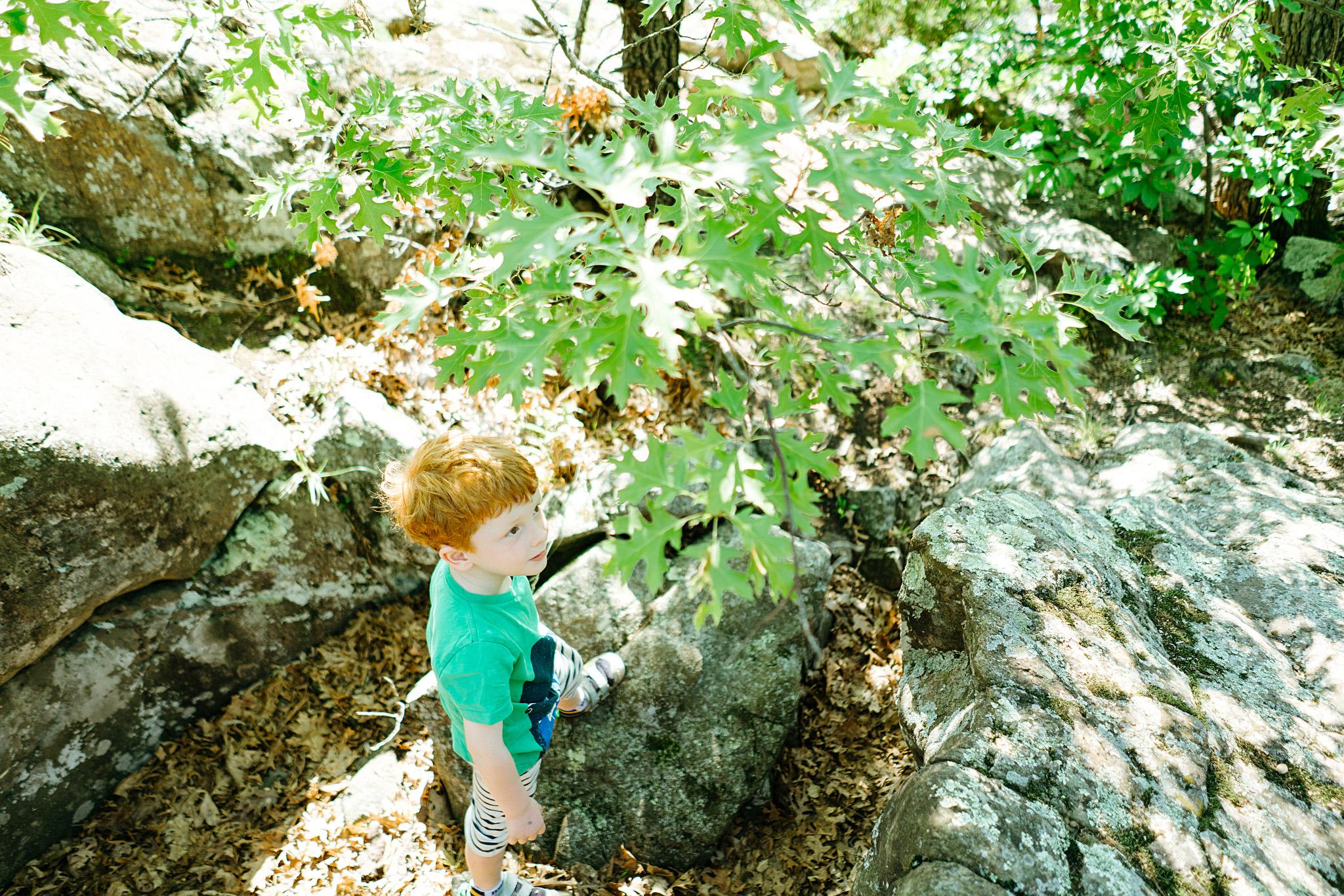 Seattle Kids Rock Climbing Adventure Photographer