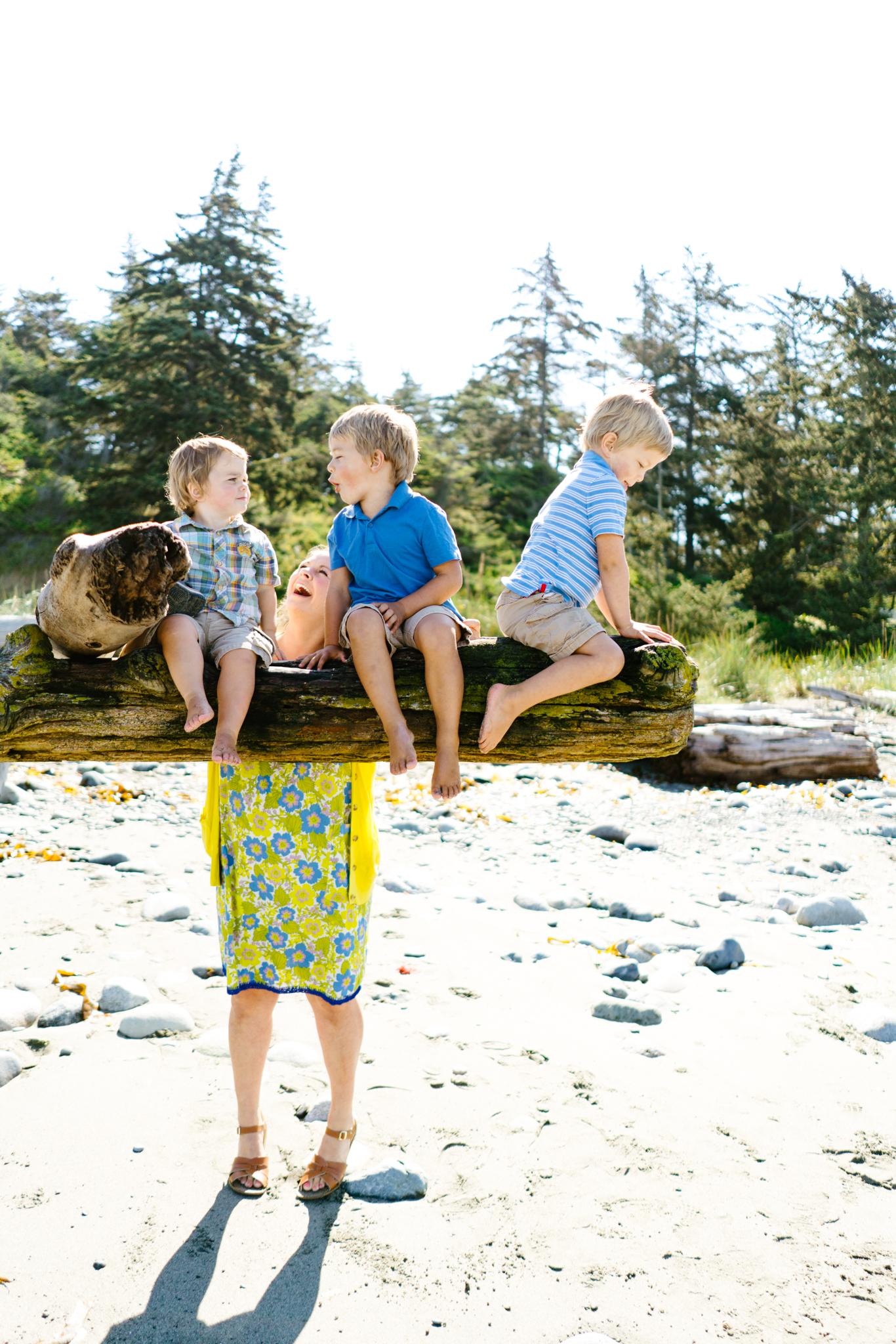 Tacoma Family Portrait Photographer