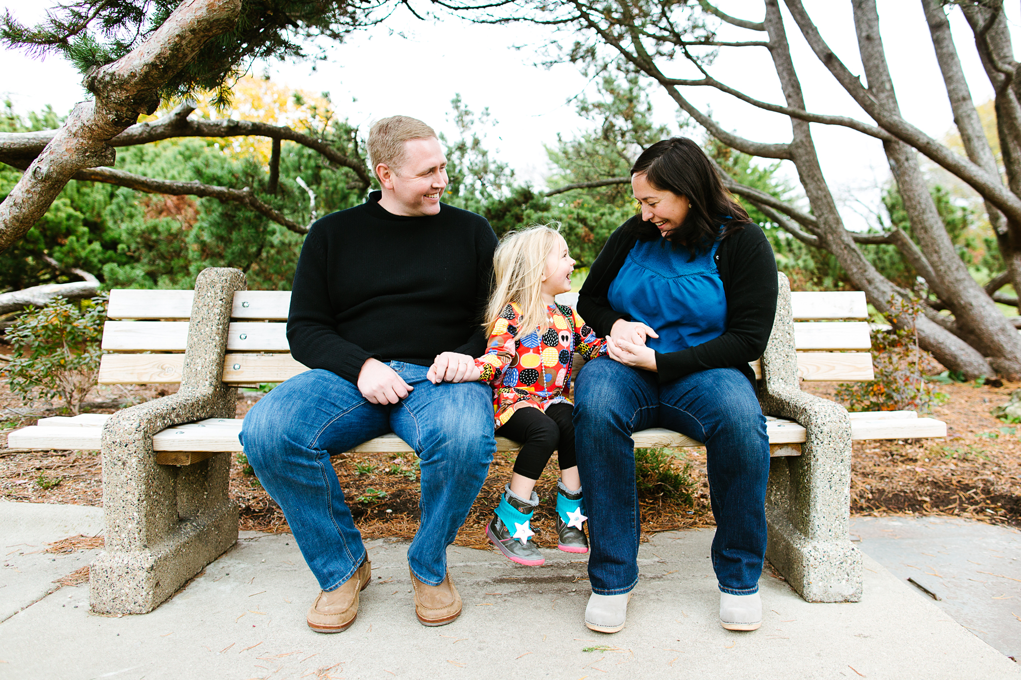 Seattle Outdoor Family Photos