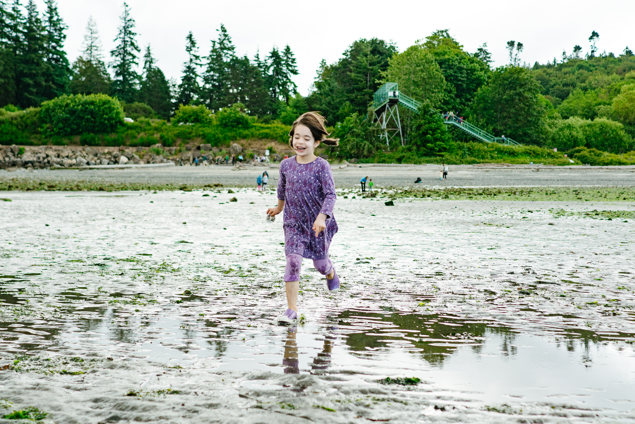 Family Photos on Whidbey Island