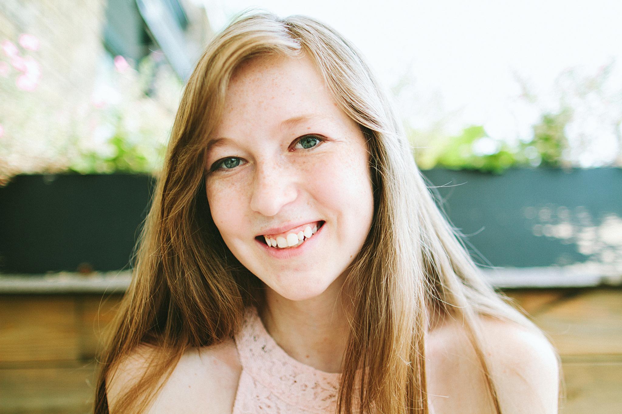Seattle High School Senior Portrait Photographer