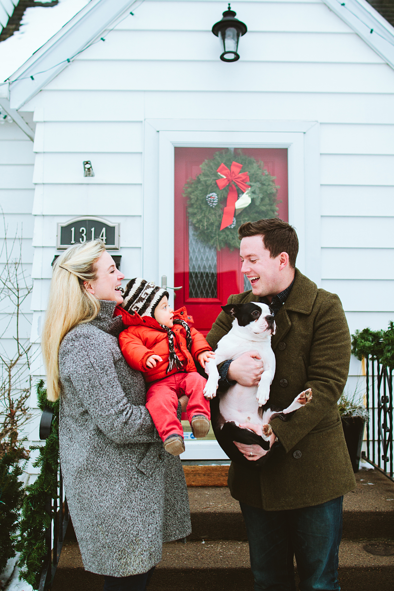 Seattle Holiday Mini Portrait Sessions