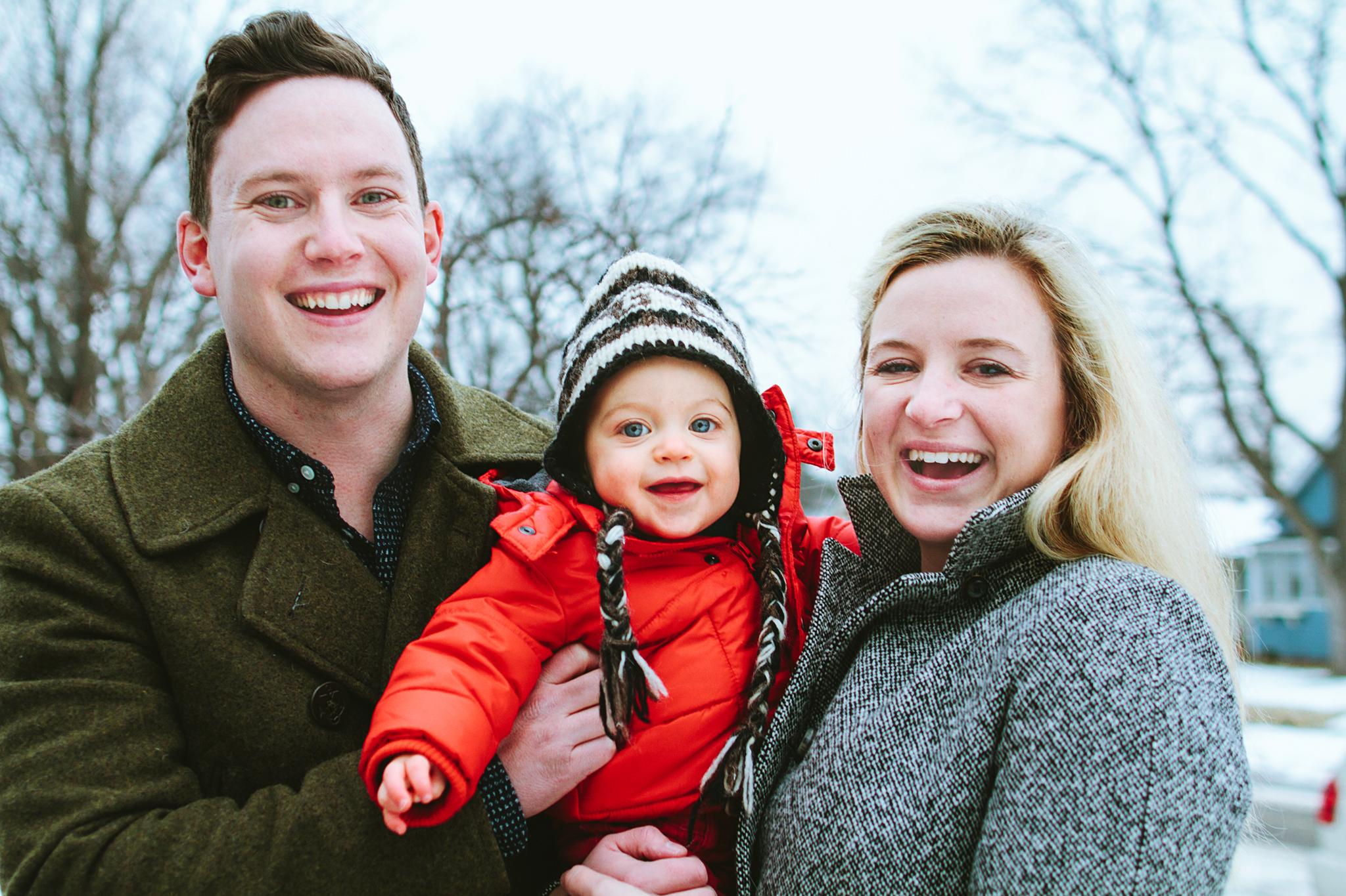 Edmonds Family Portrait Photography