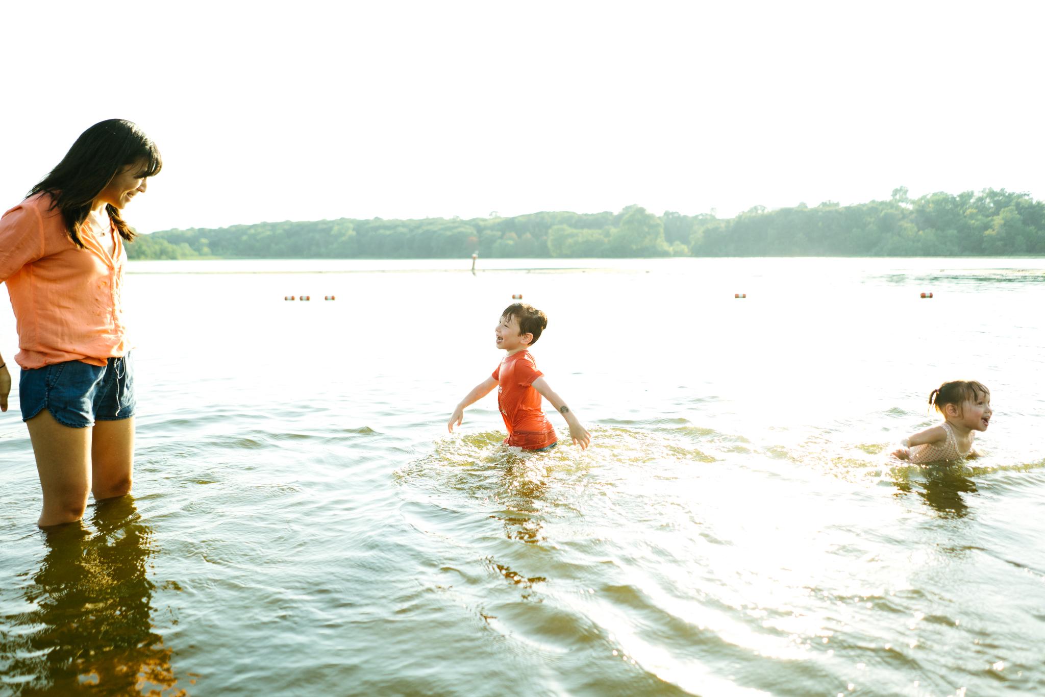 Lake Washington Family Photography