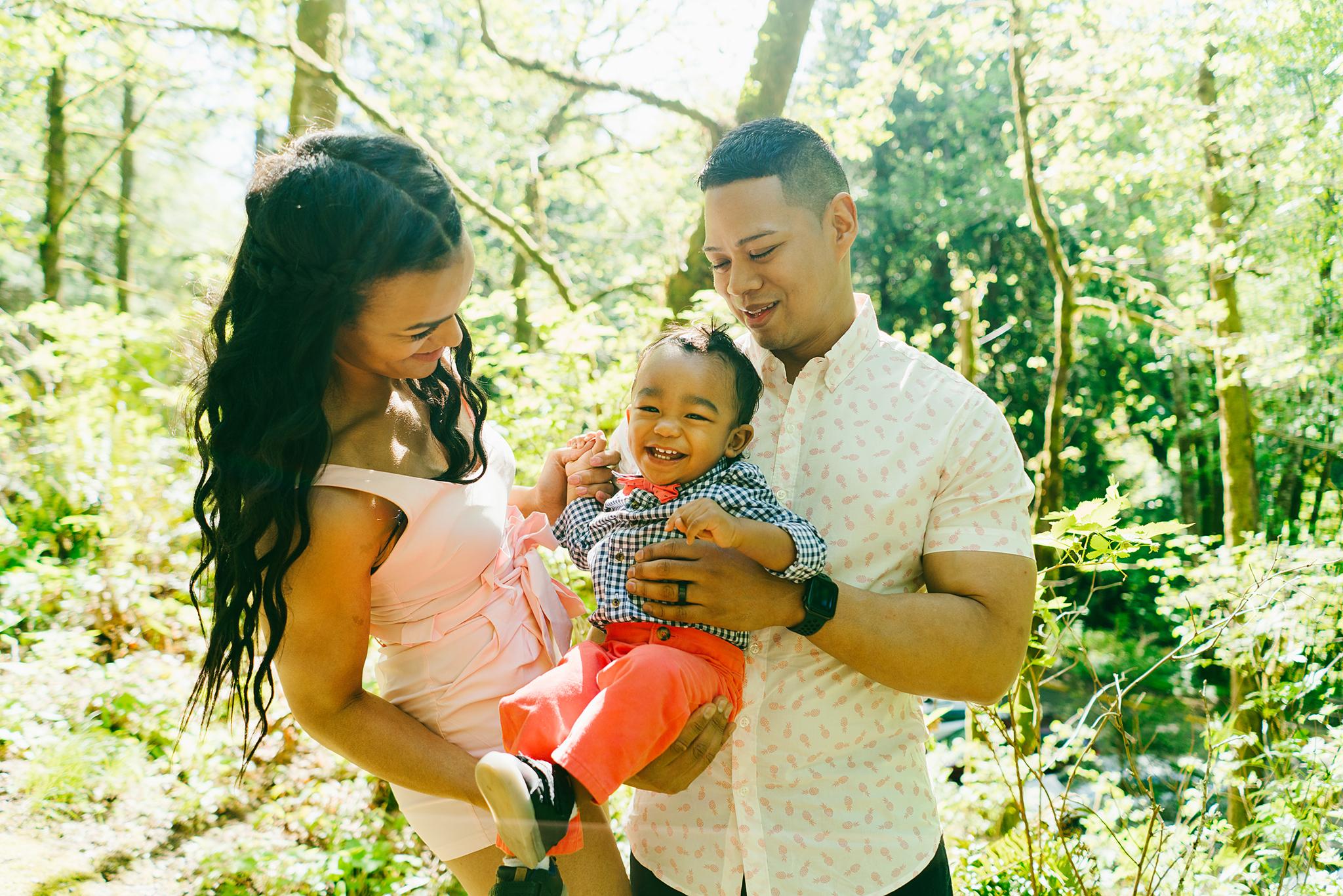 South Sound Family Photographer