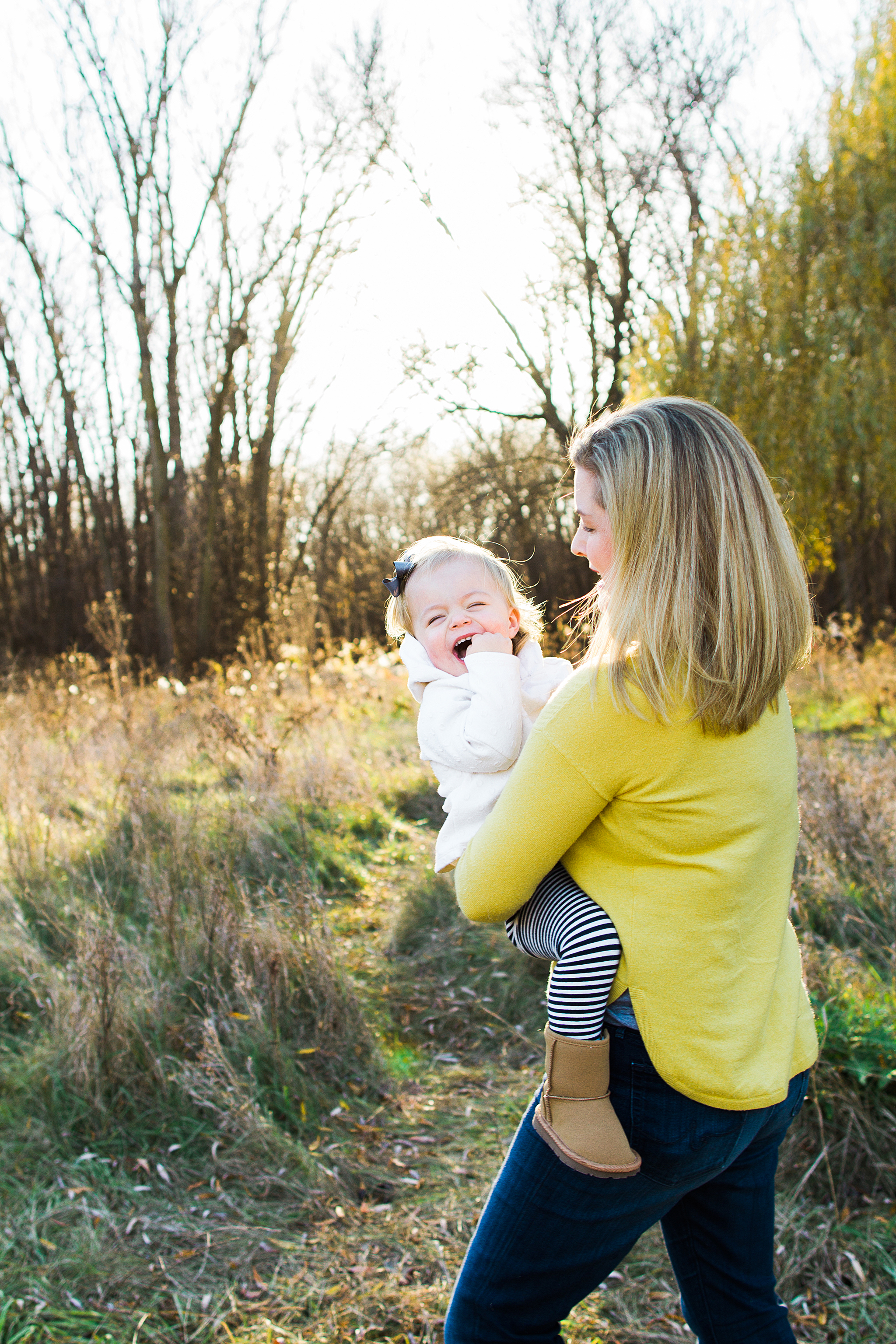 Family Photos at Discovery Park