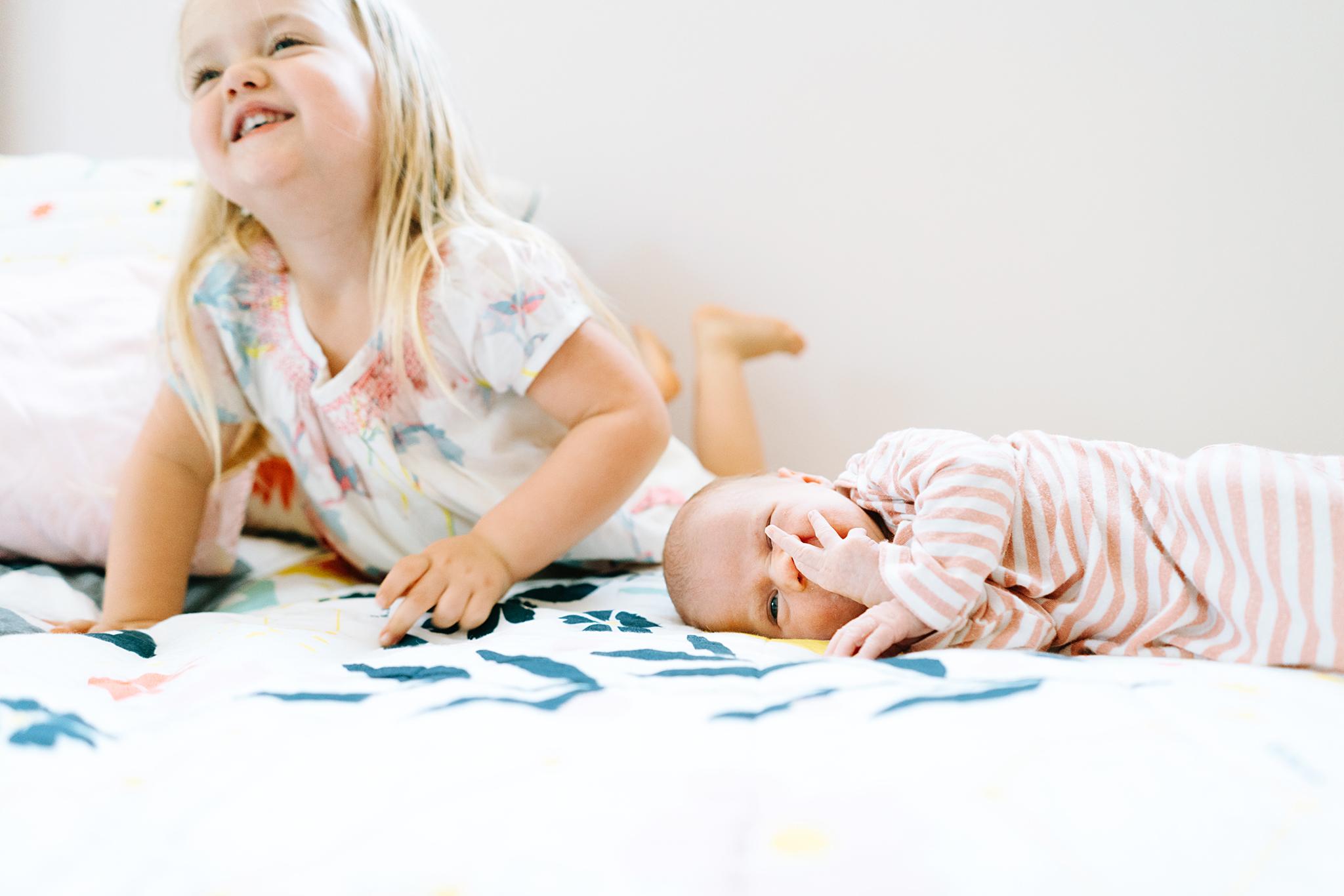 Seattle Modern Newborn Photography