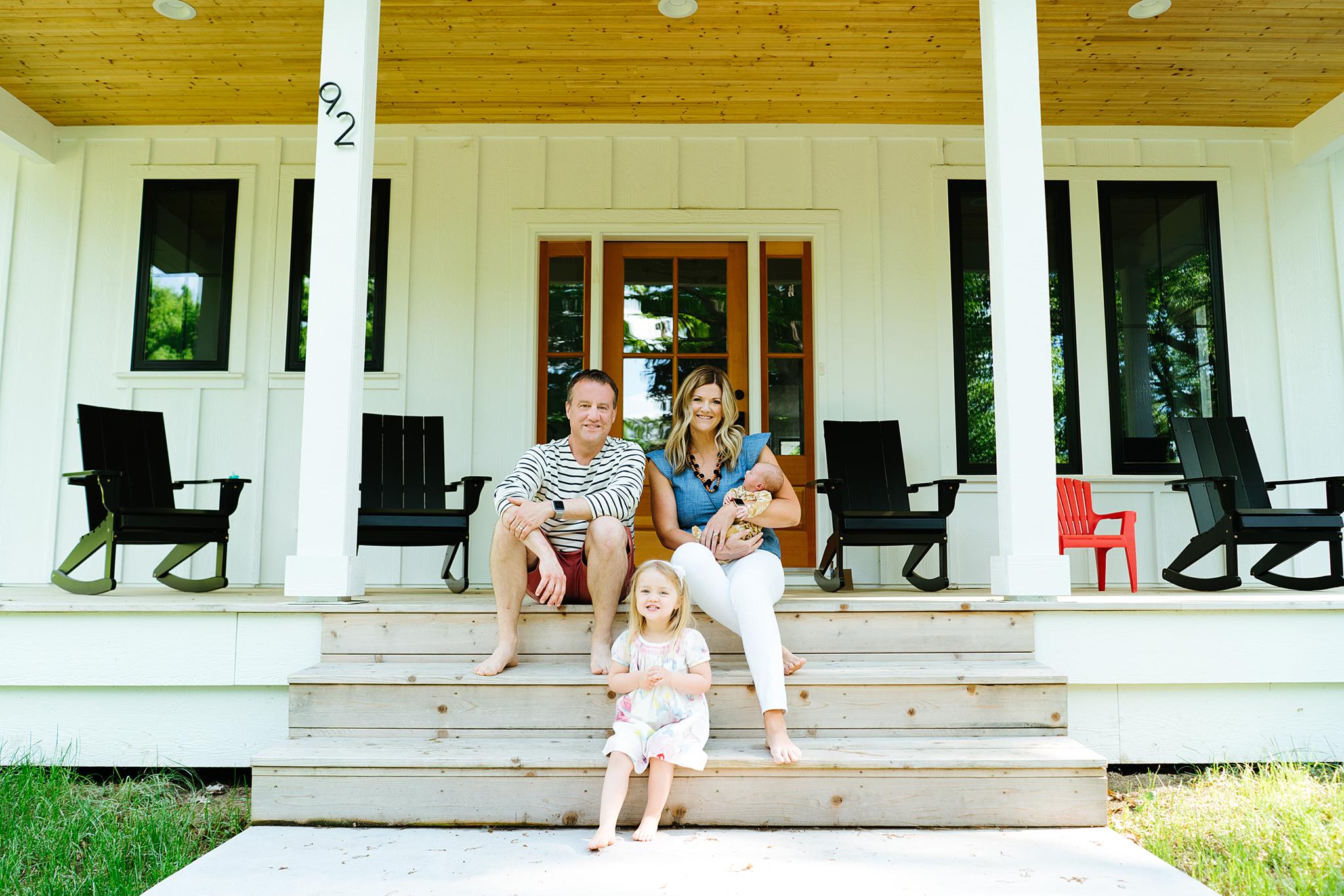 Olympia Modern Family Photographer