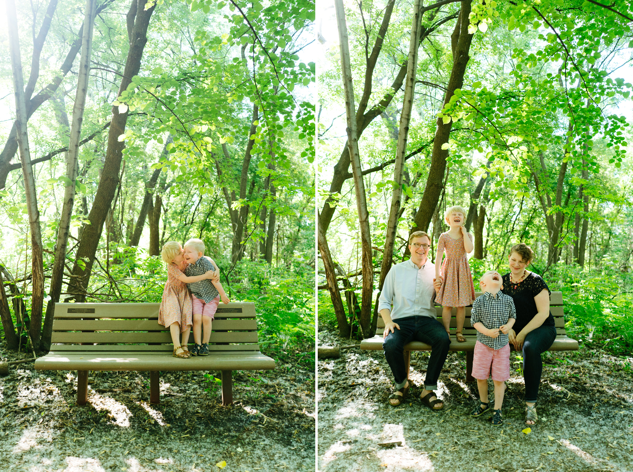 Seattle Family Photography at Discovery Park