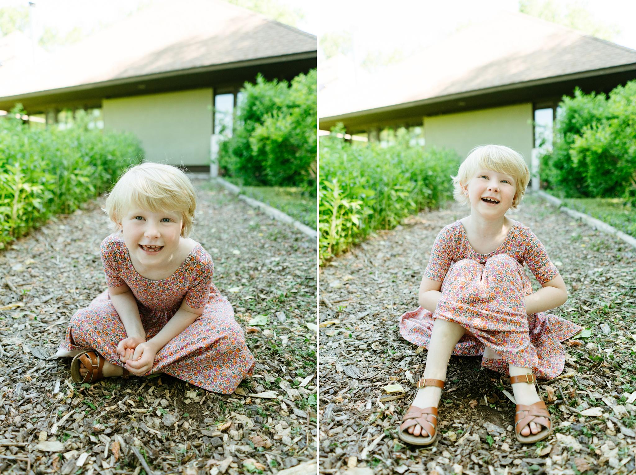 Seattle Kids Headshot Photographer