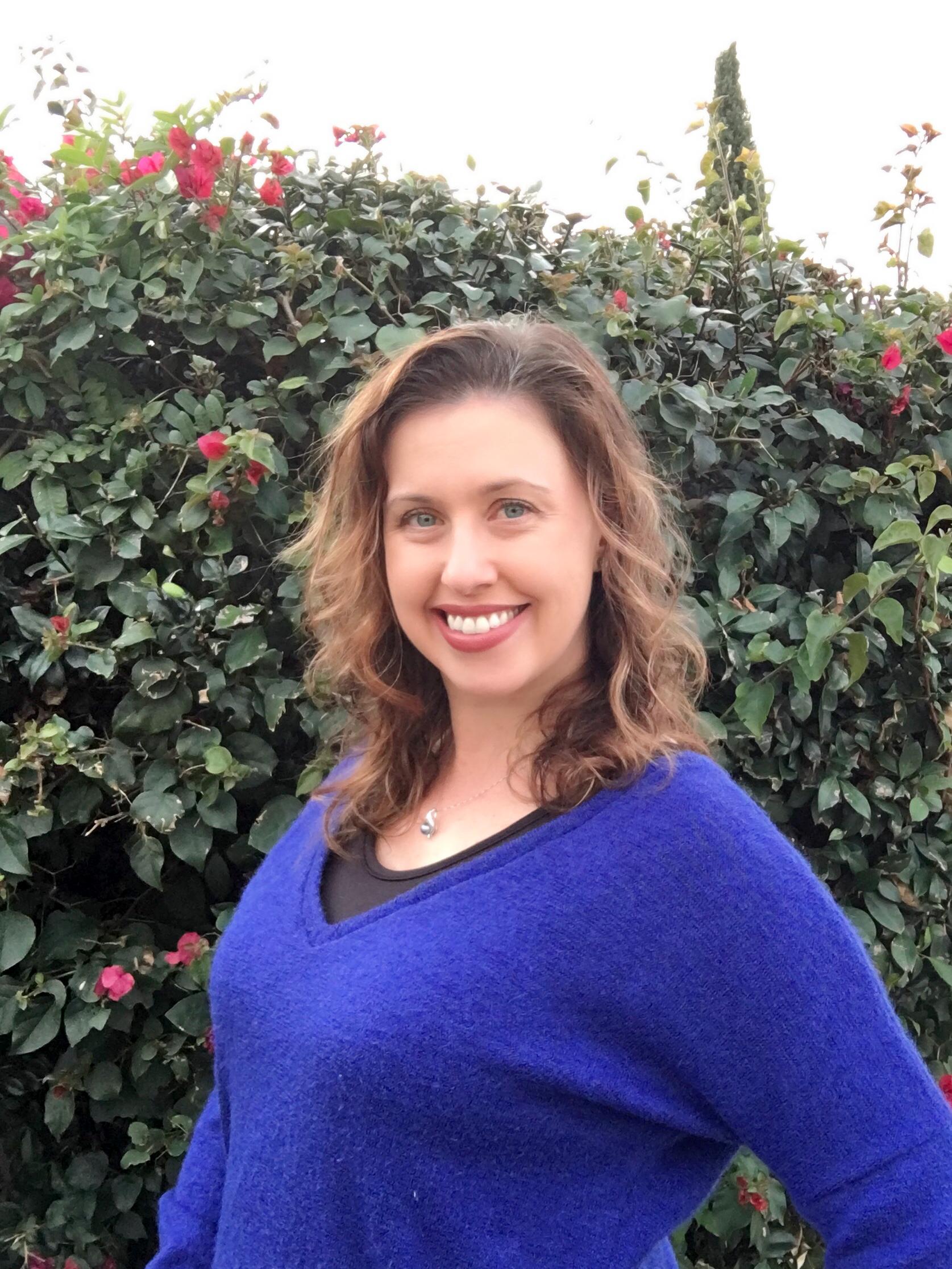 San Diego Therapist - Erica Thompson, LMFT, LPCC