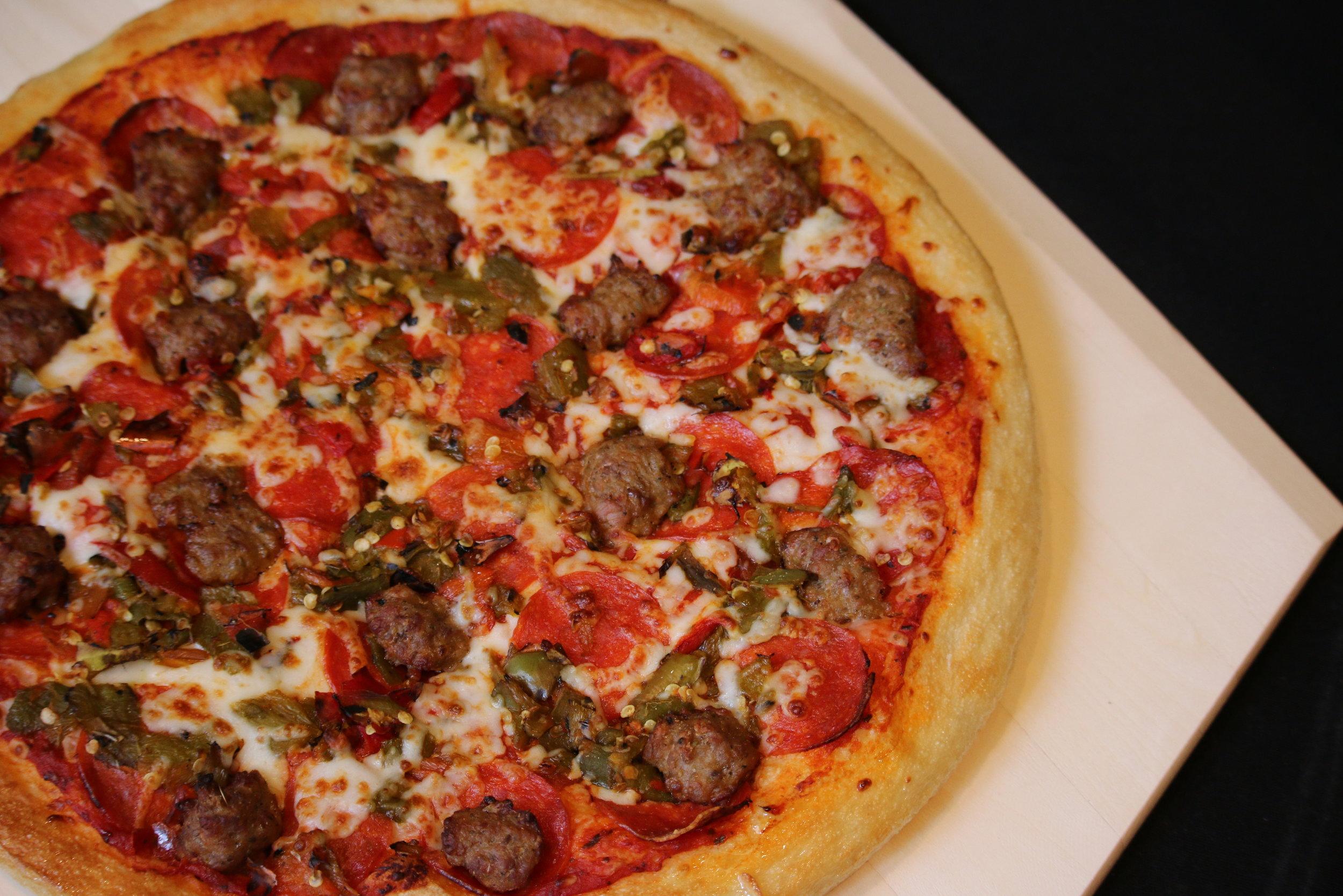 Pizza 9 Lobo Pizza