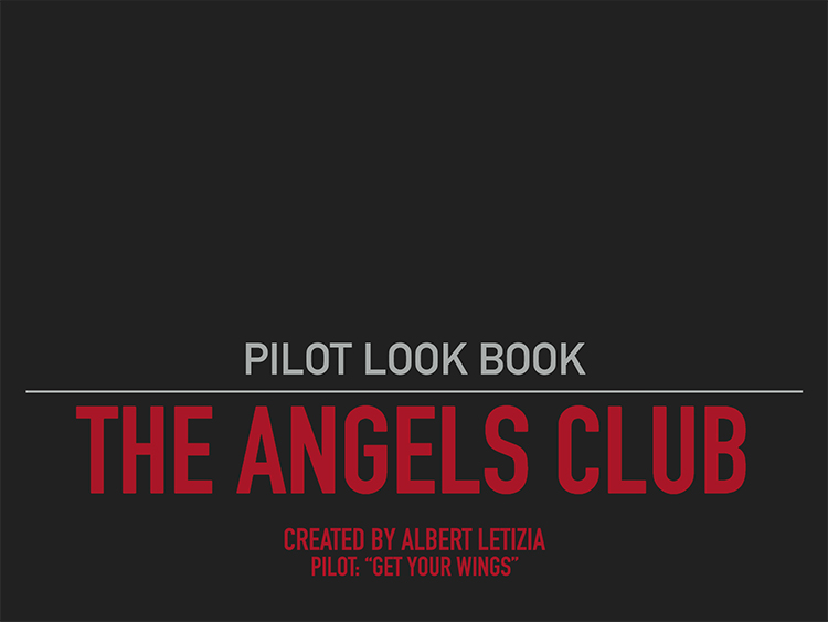 The Angels Club - Look Book