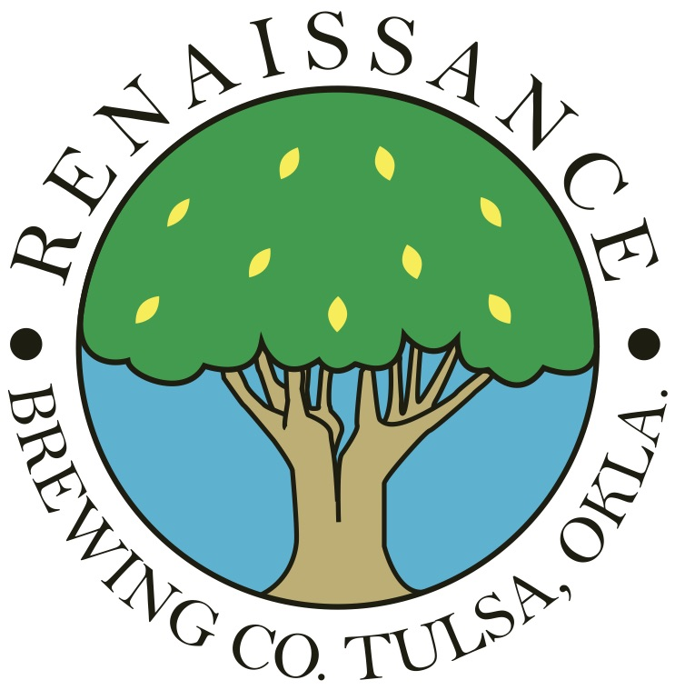 Renaissance Brewing Co. - 1147 S. Lewis Ave.Tulsa, OK 74104Taproom Hours:Sun 12-6 pmMon CLOSEDTues CLOSEDWed 4-10 pmThur 4-10 pmFri 4-10 pmSat 12-10 pm