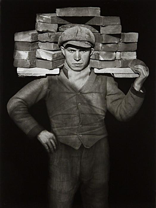 搬砖工Handlanger (Bricklayer)