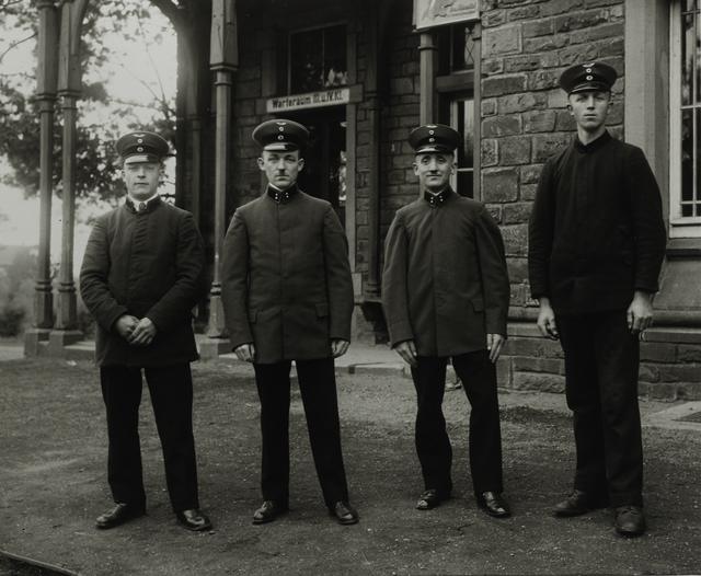 铁路工作人员Railway Officials
