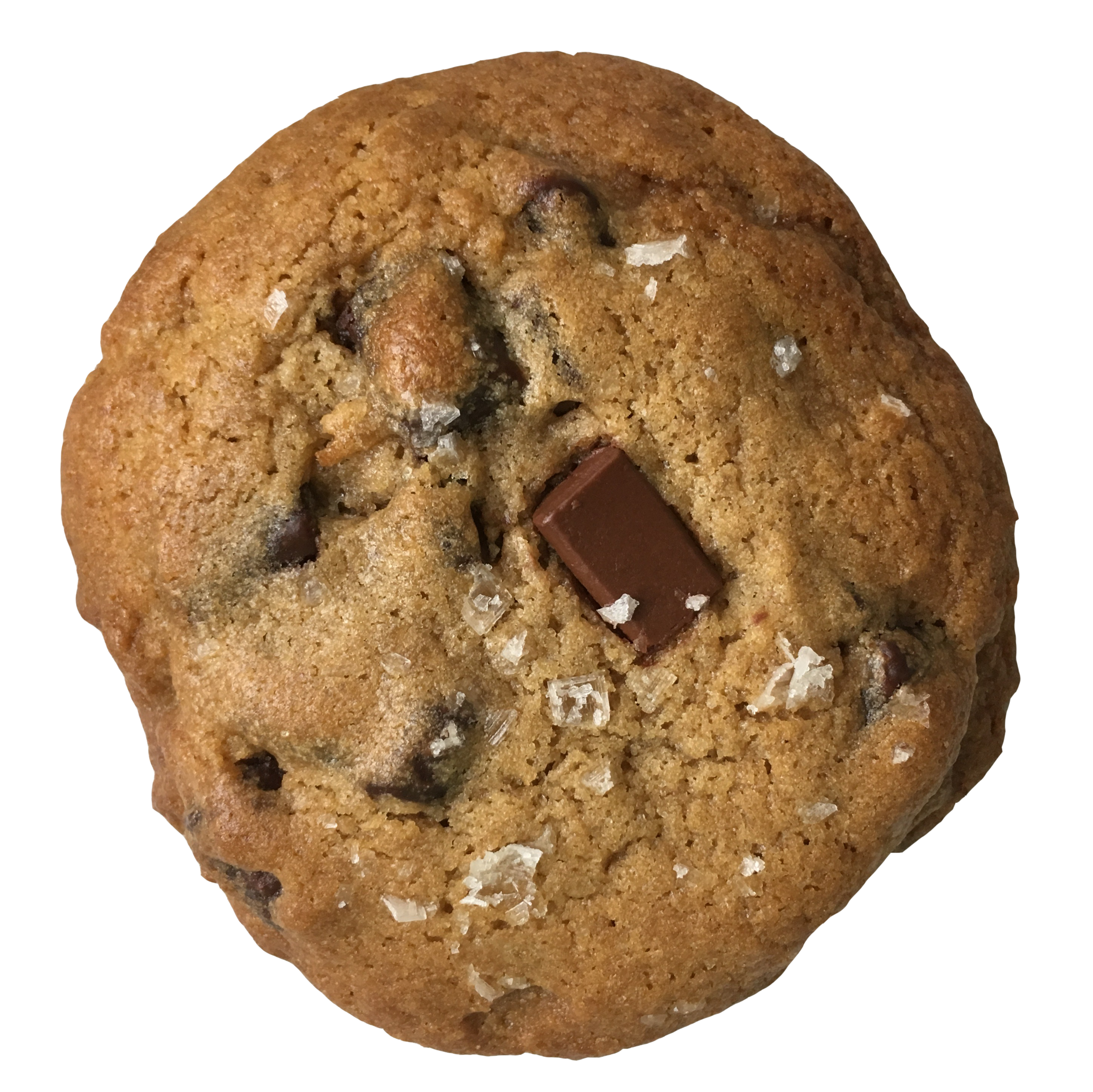 CLASSIC ROCK (it's only rock n roll but i like it) dark chocolate chunks & maldon salt