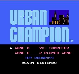Urban Champion - Episode 027