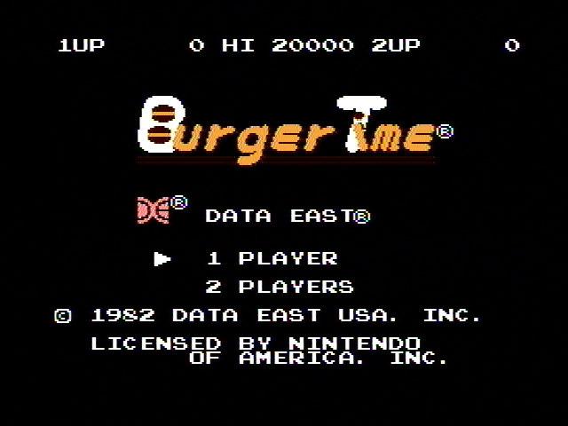 BURGERTIME - Episode 042
