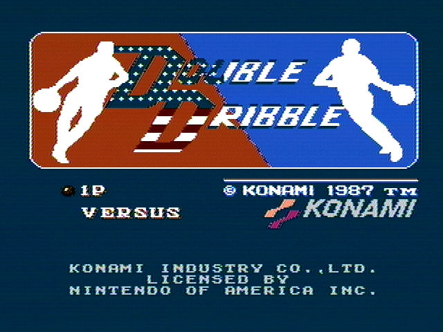 DOUBLE DRIBBLE - Episode 061