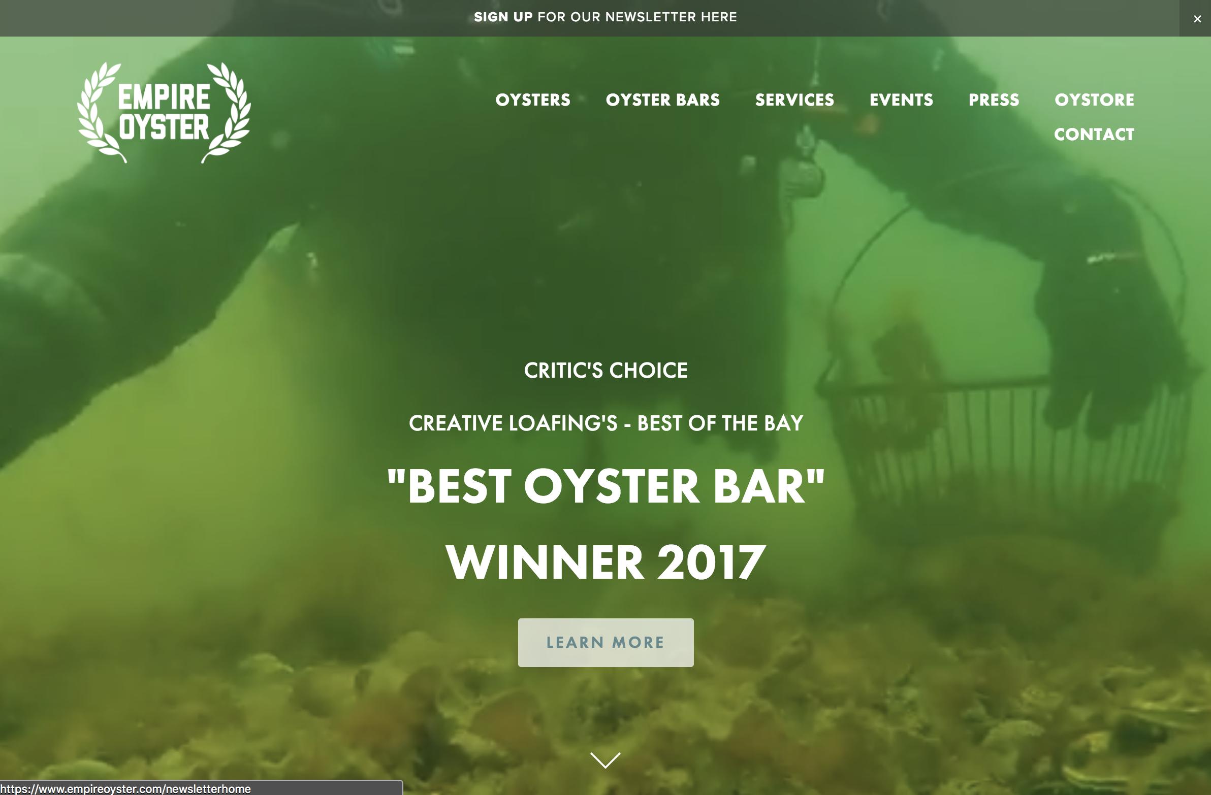 www.EmpireOyster.com