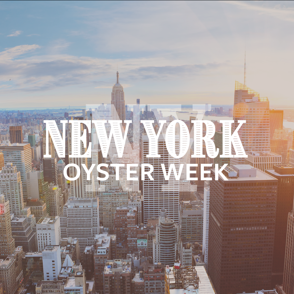 New York Oyster Week - Logo - by OTAKU MARKETING & WEB DESIGN - ST. PETERSBURG, FL