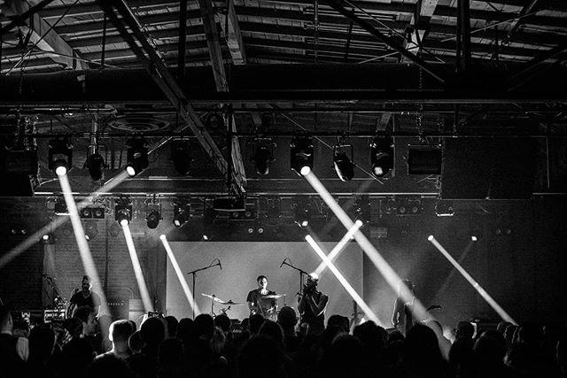 Amazing shots from our LA show in July, by @ekaterinagorbacheva.art #grendel #grndl #ascendingtheabysstour #catchone #livephotography #blackandwhitephotography #losangeles #industrialmusic #darkmusic #industrialrock #concertphotography #northamericantour #northamerica
