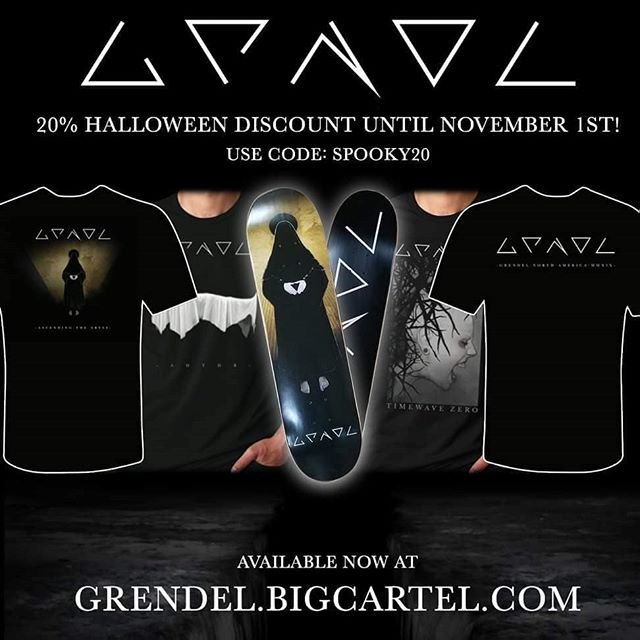 Tis the spookiest of seasons. Use code SPOOKY20 for 20% discount (valid until Nov 1) 🖤