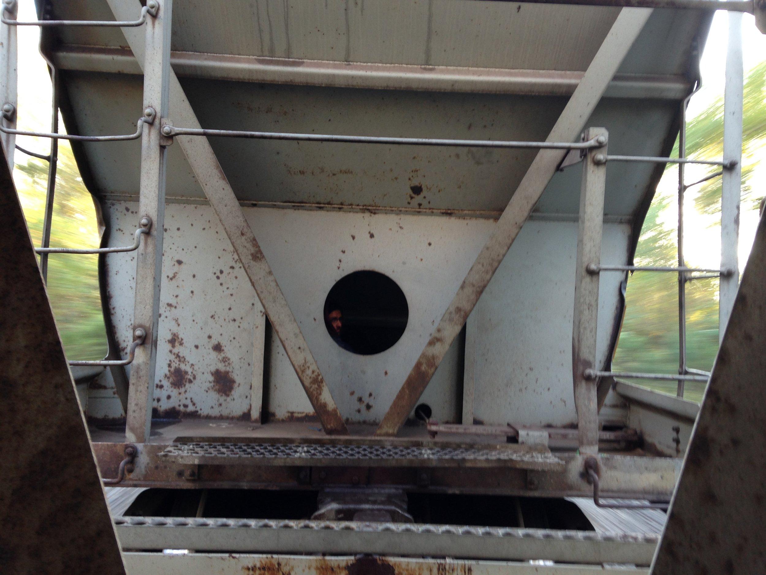 Dale Train Hole Chilling.JPG