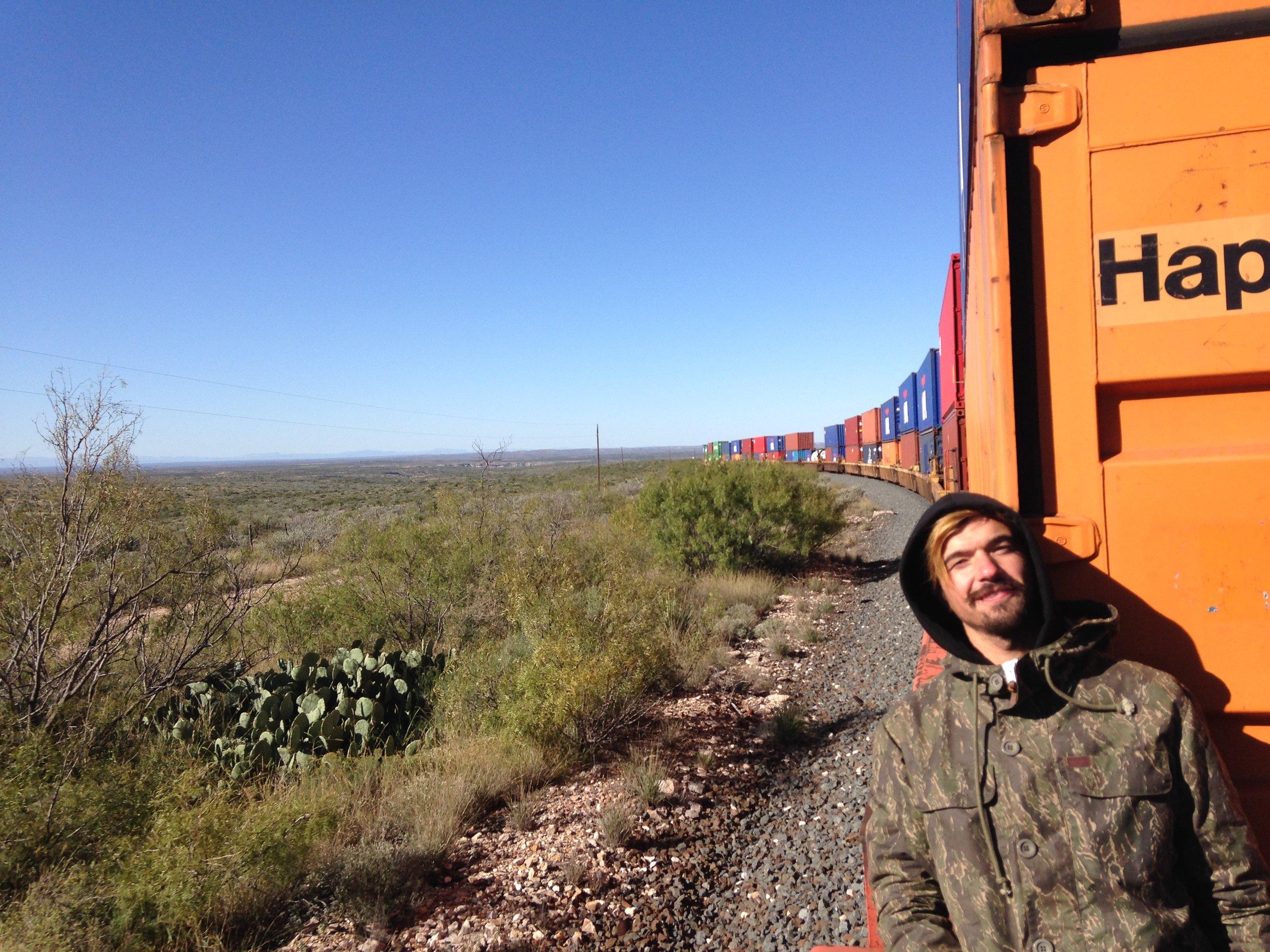 Jo Desert Train 1.JPG