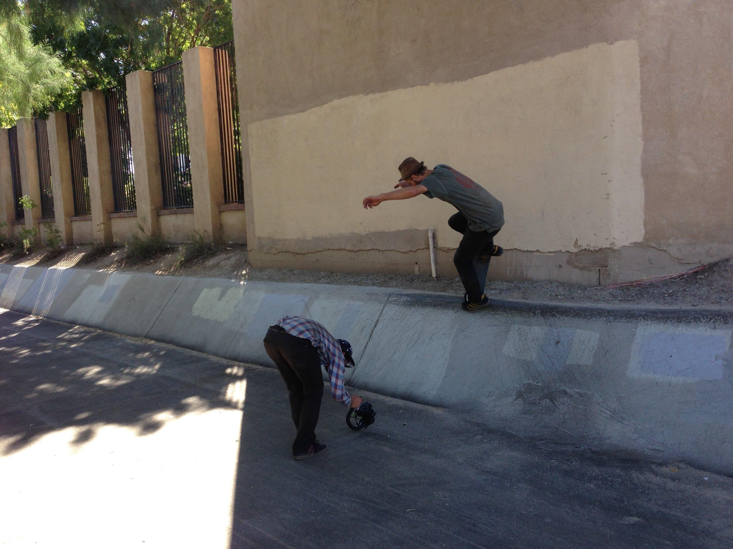 Ryan BS Blunt Tucson BTS.JPG