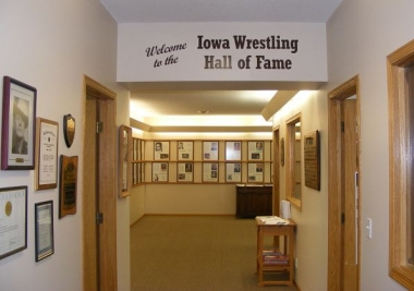 Iowa Wrestling Hall of Fame -